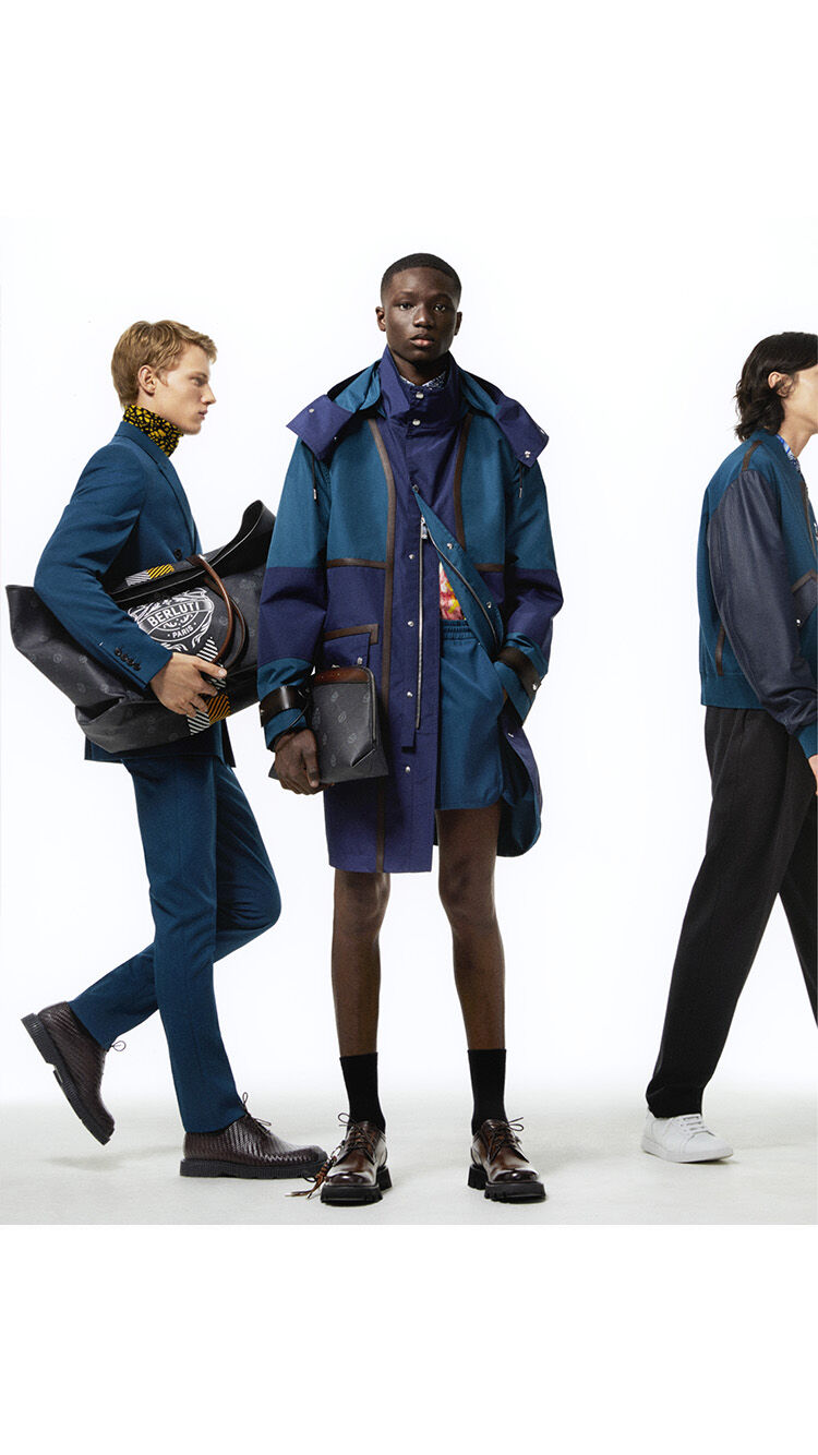 Stories: Berluti presents its Summer 2021 collection