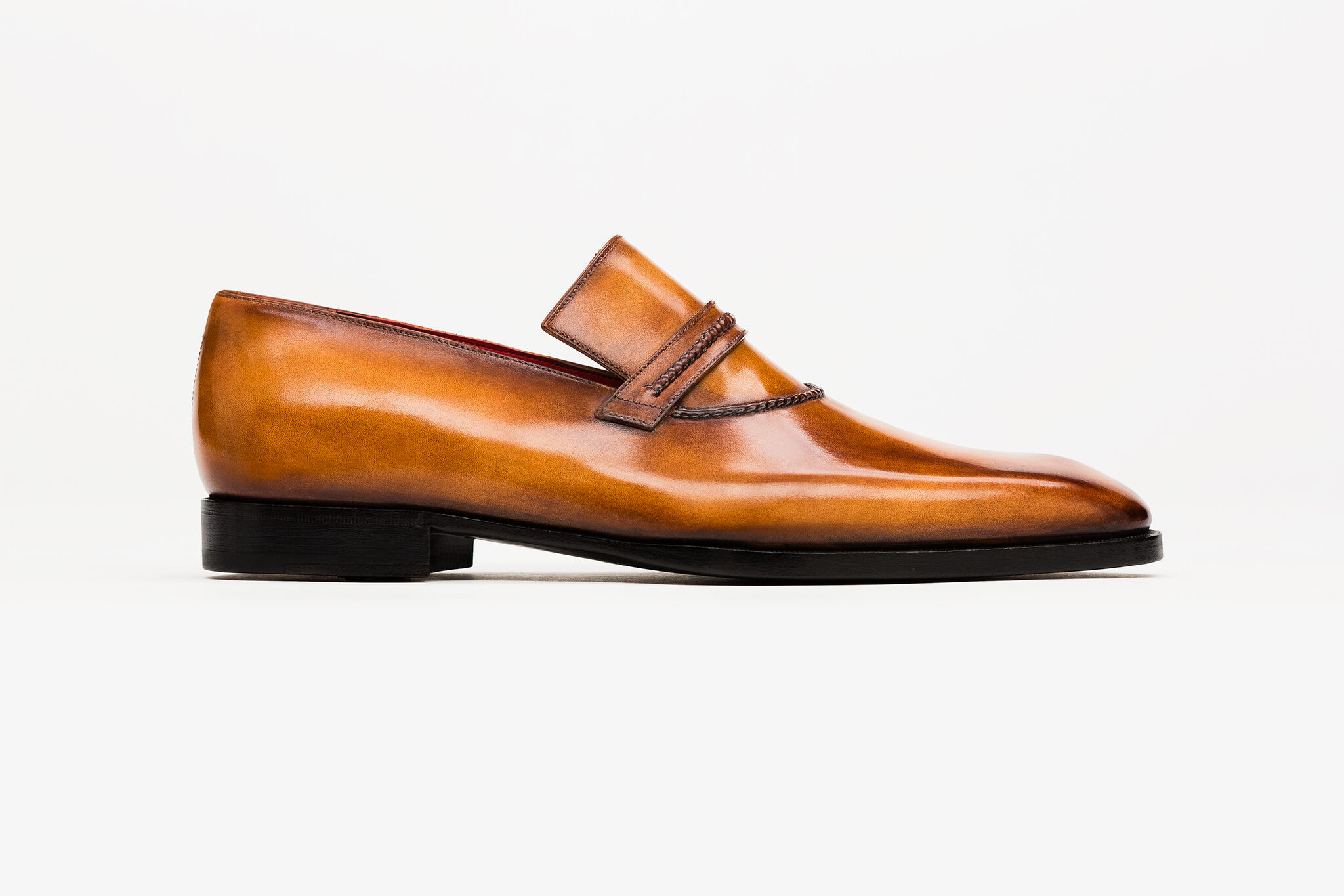 b1f4b335 Discover the art of the patina that beautifies Berluti shoes