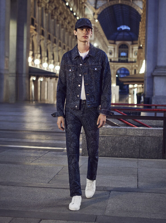 New Product: BERLUTI PRESENTS ITS DENIM CAPSULE COLLECTION