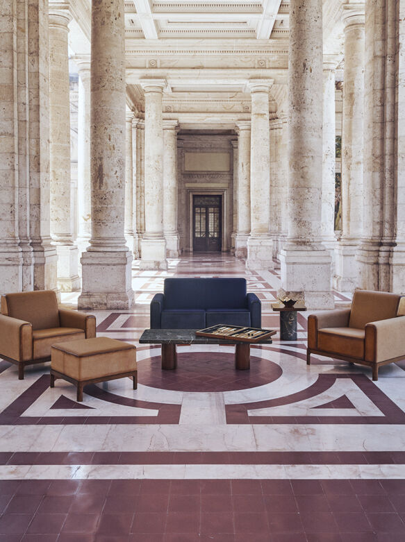 Stories: BERLUTI PRESENTS ITS NEW HOMEWEAR COLLECTION