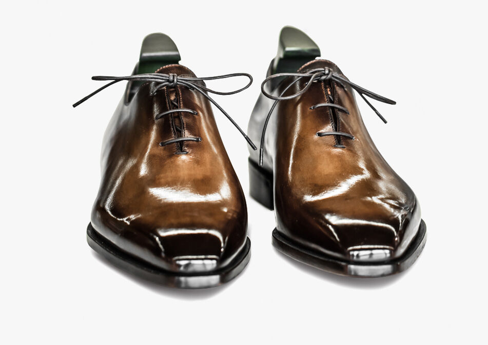 77d531d90545 When should you bring in Berluti shoes for their first patina? | Berluti