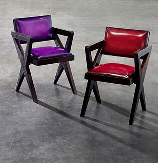 Stories: Pierre Jeanneret limited edition