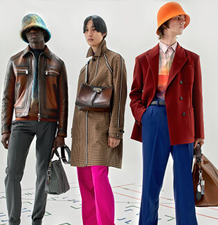 Archives: BERLUTI PRESENTS ITS WINTER 2021 COLLECTION