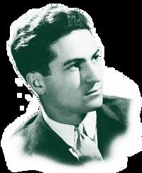 Portrait de Talbinio Berluti (voir biographie ci-dessous)