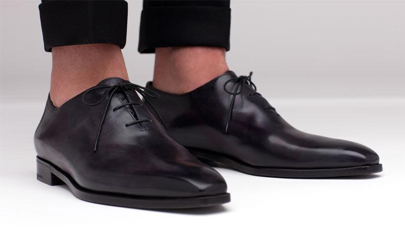 Style: Apprenez le nœud Berluti pour lacer vos souliers