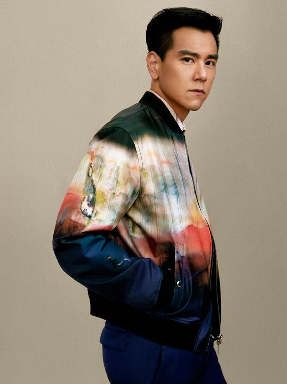 Ambassador: Berluti Winter 2021 - Eddie Peng