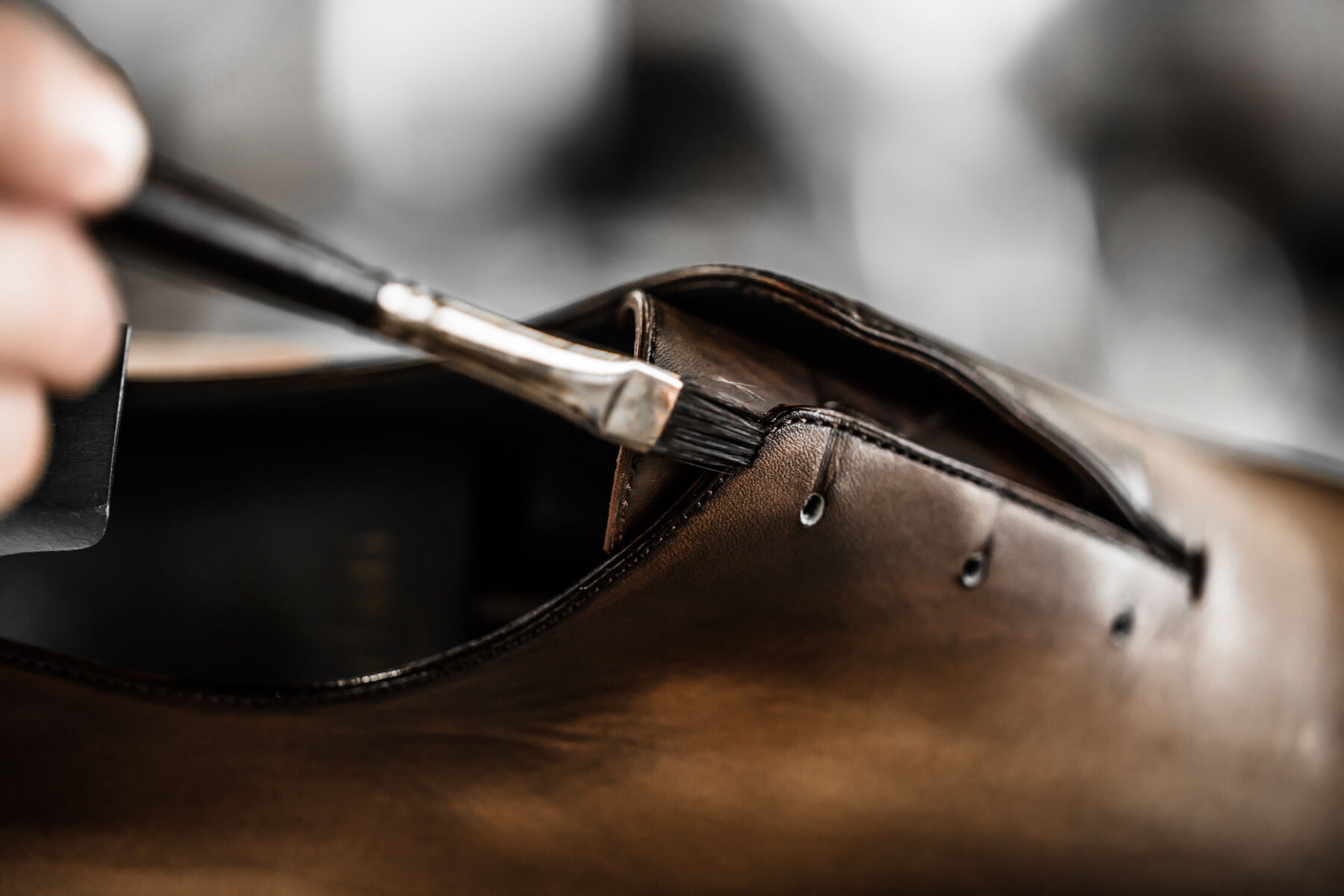 Care: When should you bring in shoes for their first patina?