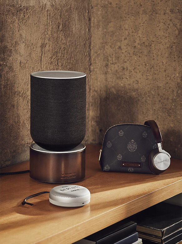 New Product: Berluti x Bang & Olufsen