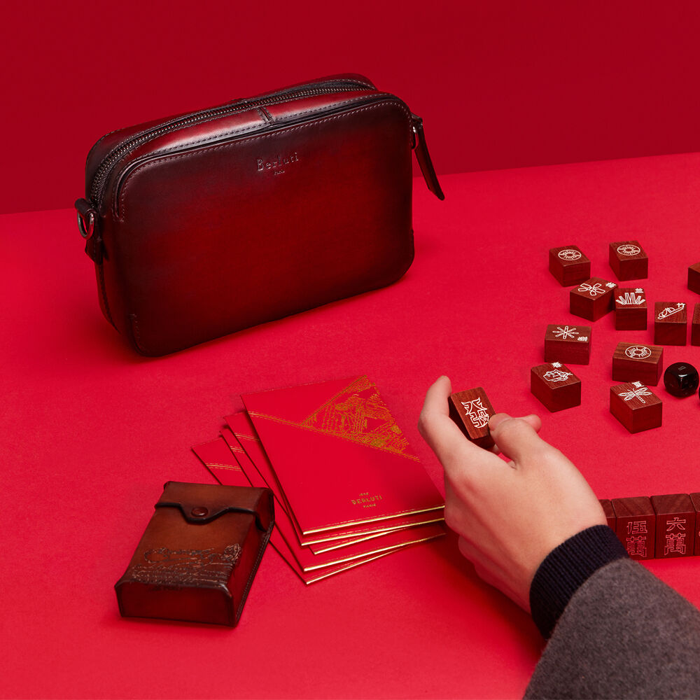 "Nouveau produit: Berluti celebrates the ""Year of the Pig"""