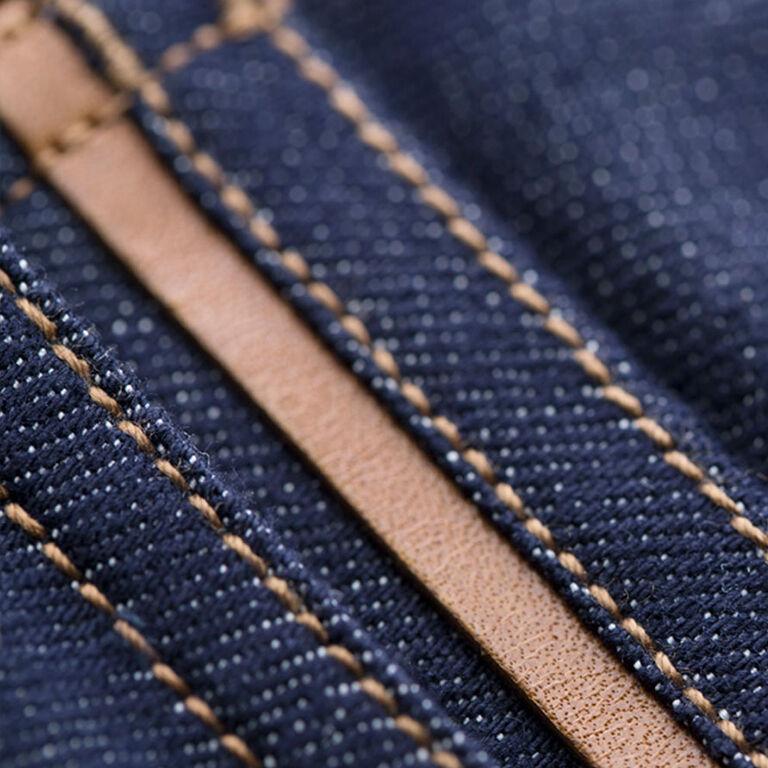 保养护理: 牛仔裤的最佳清洗方法是什么?