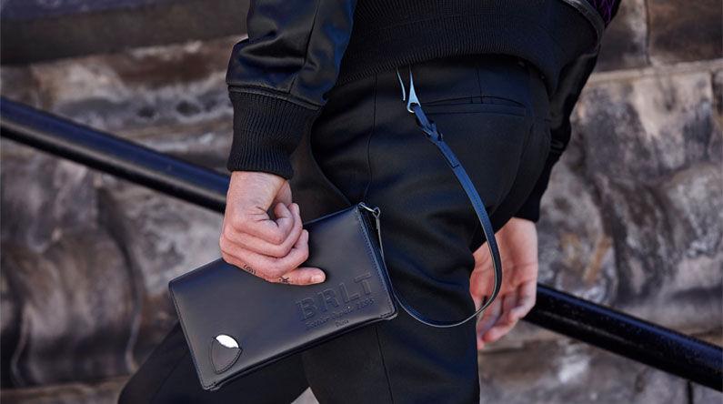 风格: 你见过新式钱包吗?