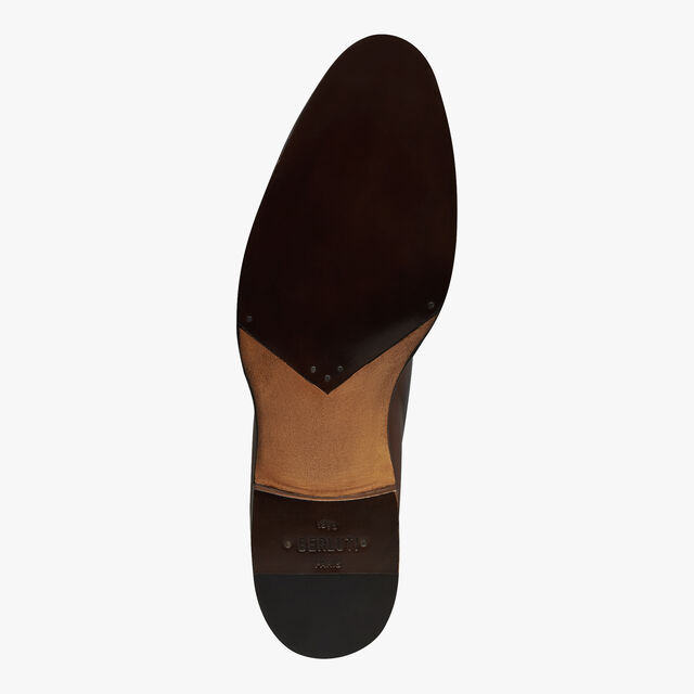 Equilibre Leather Monk Shoe