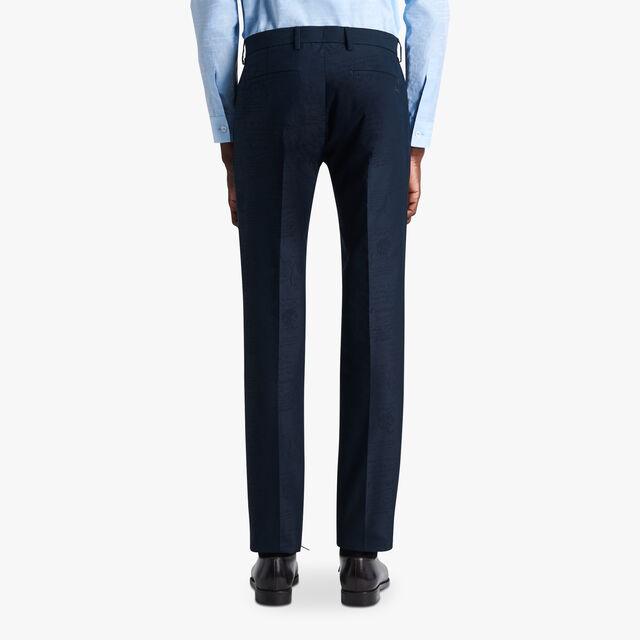 Pantalon Chino Scritto