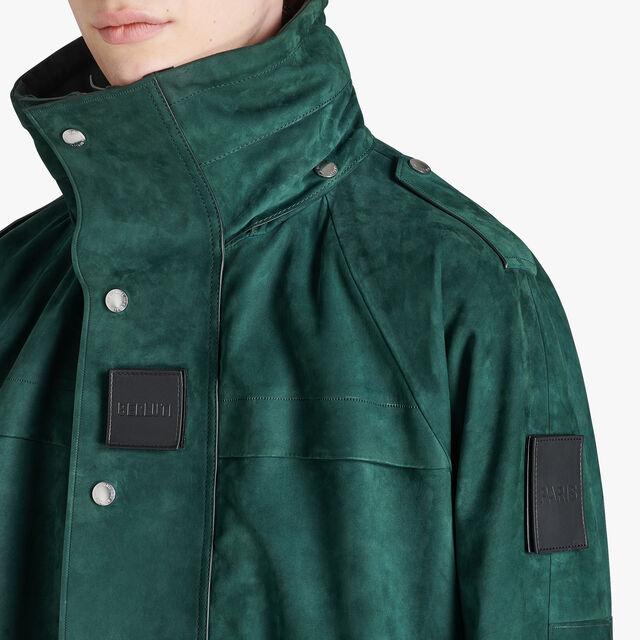 短款皮派克大衣, OPUNTIA, hi-res
