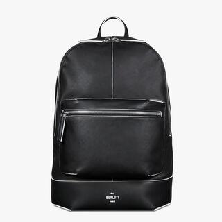 Volume Medium Leather Backpack