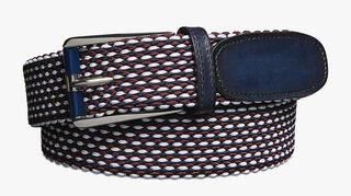 Scenario Leather Belt - 35Mm, SAINT EMILION TRI, hi-res