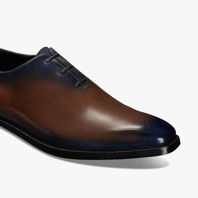 Alessandro Démesure Leather Oxford, BURNT BLUE, hi-res