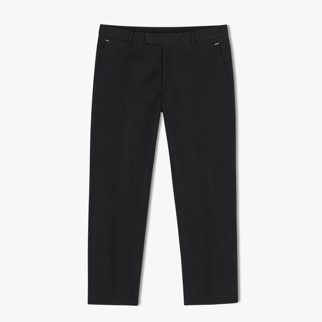 Wool Trousers, NOIR, hi-res