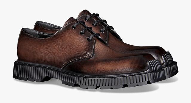 Camden皮革德比鞋, TDM INTENSO, hi-res