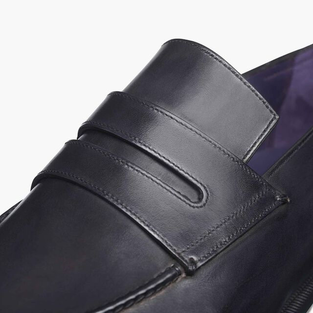 Andy Demesure Calf Leather Loafer, NERO, hi-res