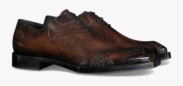 Alessandro Edge Scritto Leather Oxford, TDM INTENSO, hi-res