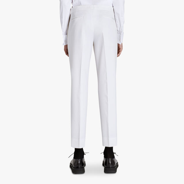 Wool Tuxedo Trousers, WHIPPED CREAM, hi-res