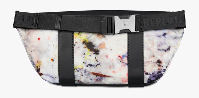 Complice Large Nylon Belt Bag, MARBLE, hi-res