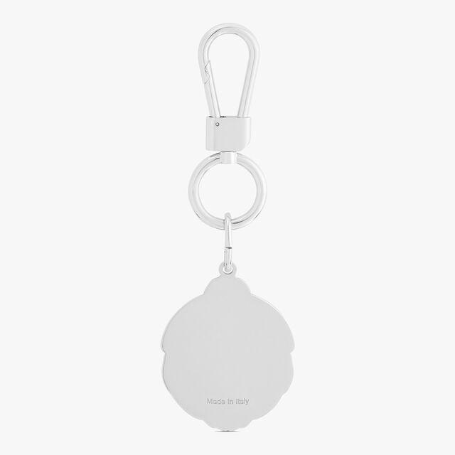 Metal Crest Key Ring , DEEP SEA BLUE, hi-res