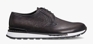 Fast Track Torino Scritto Calf Leather Sneaker