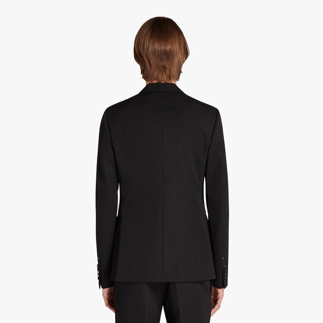 Wool Jacket, NOIR, hi-res