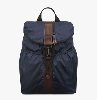Cross Check Nylon Backpack, NAVY BLU, hi-res