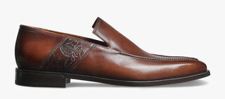 Scars Démesure Leather Loafer, MOGANO, hi-res