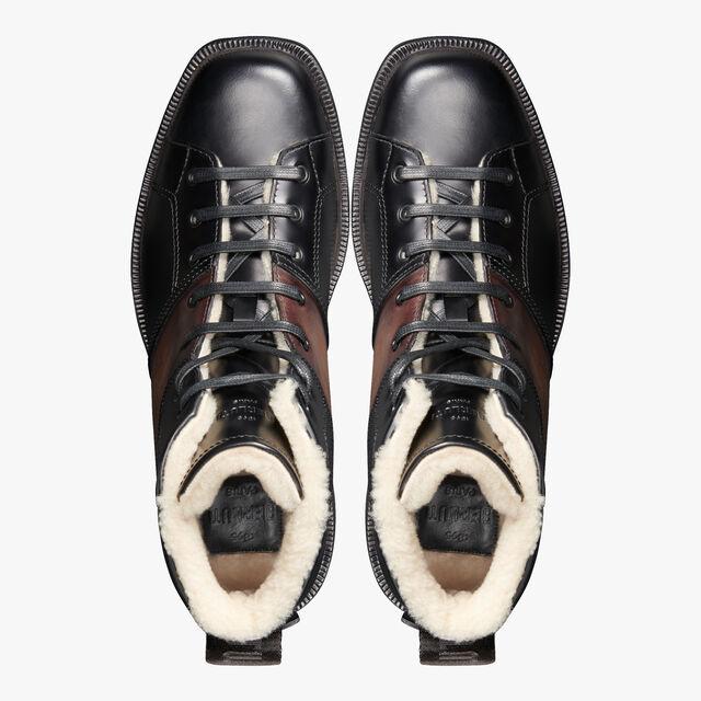 Brunico 镜面皮靴子, NERO, hi-res