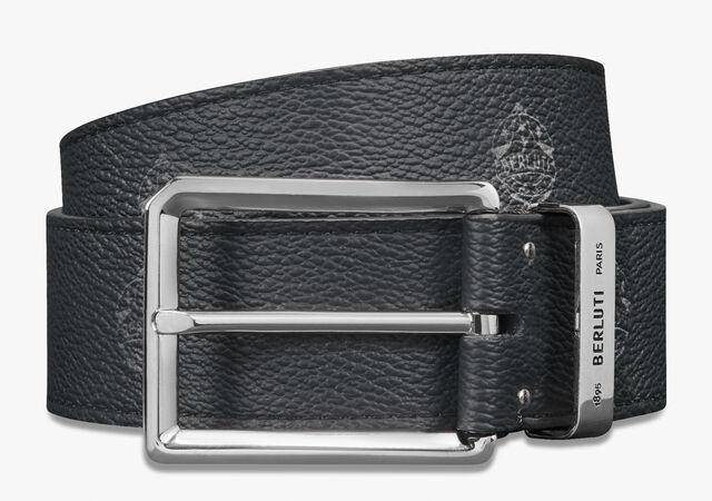 Signature Canvas 35 MM Belt, BLACK, hi-res