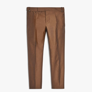 Cotton-Blend Chinos, CACO, hi-res