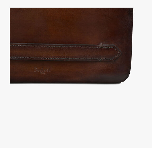 Tersio Leather Wallet, MOGANO, hi-res
