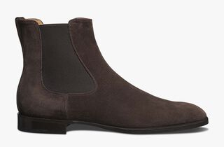 Classic Capri Suede Calf Leather Boot