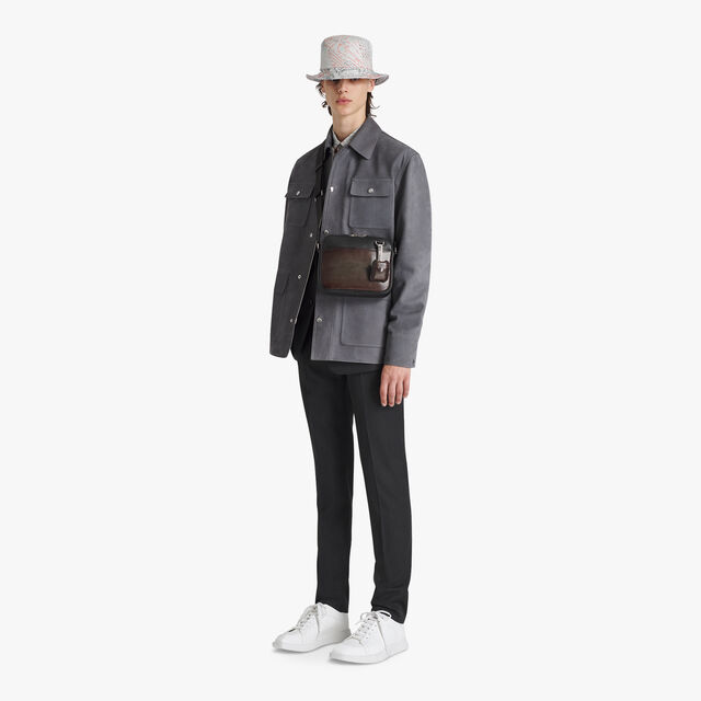 Tailoring Lined Wool Trousers, MYSTERIOUS GREY, hi-res