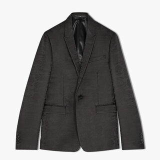 Alessandro Formal Scritto Cotton Tuxedo Jacket