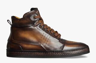 Playtime Palermo Leather Sneaker, TOBACCO BIS, hi-res