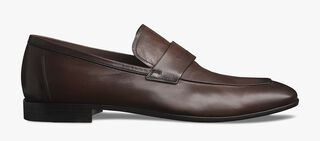 Lorenzo Lecco Kangaroo Leather Loafer, TDM, hi-res