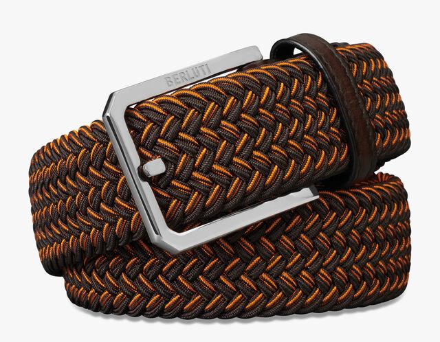 32毫米多功能面料与皮革皮带, TDM INTENSO, hi-res
