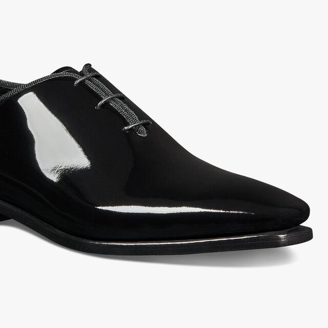 Alessandro Éclair Patent Calf Leather Oxford, NERO, hi-res