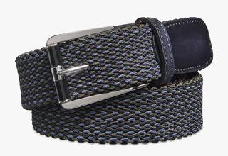 Scenario Leather Belt - 35Mm, NERO, hi-res