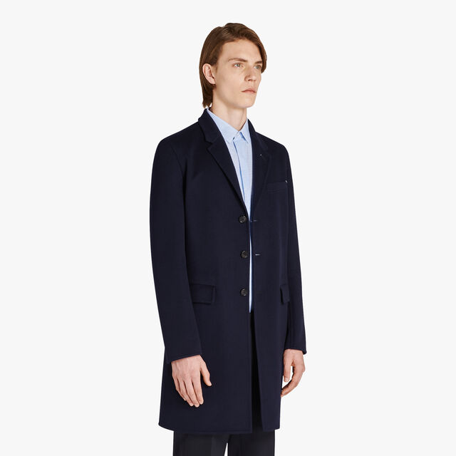 Cashmere Double Face Coat, ULTRAMARINE, hi-res