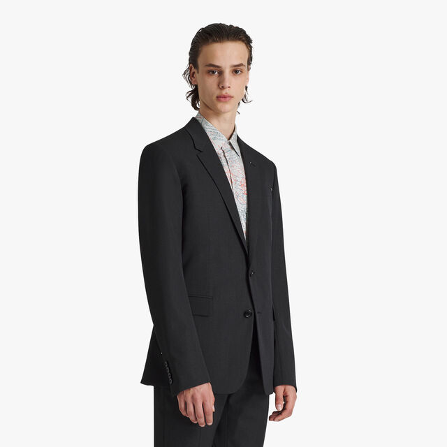 Wool Tailoring Lined Jacket