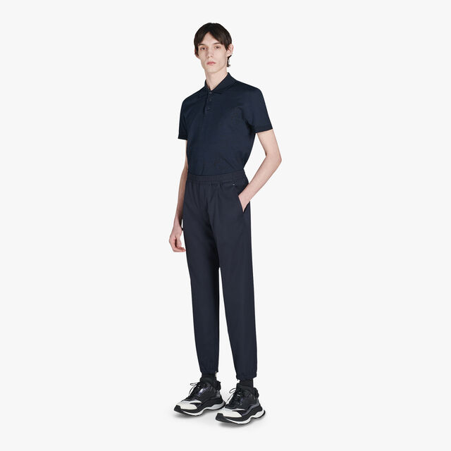 Pantalon De Jogging Ajustable En Laine, PLEIADES, hi-res
