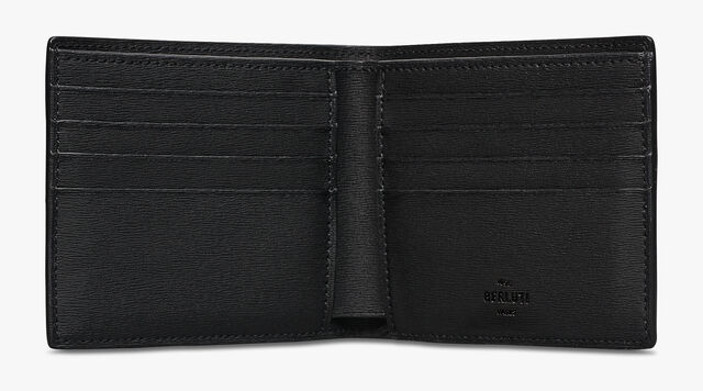 Makore Scritto Swipe Leather Wallet, ALPINE GREEN, hi-res