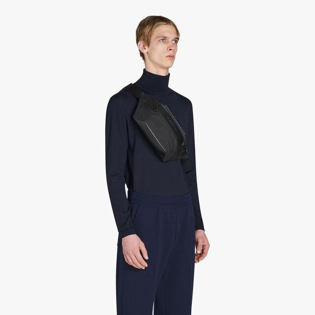 Complice Small Nylon Belt Bag, NERO, hi-res