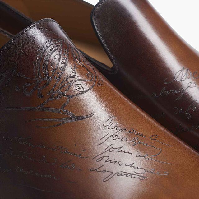 CURSIVE GALET 乐福鞋, TOBACCO BIS, hi-res